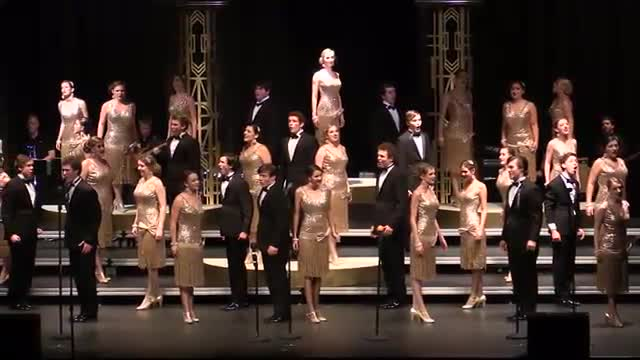Jackson Prep Choir- Revellion Finals Performance at 2014 South Central Classic in Homewood, AL