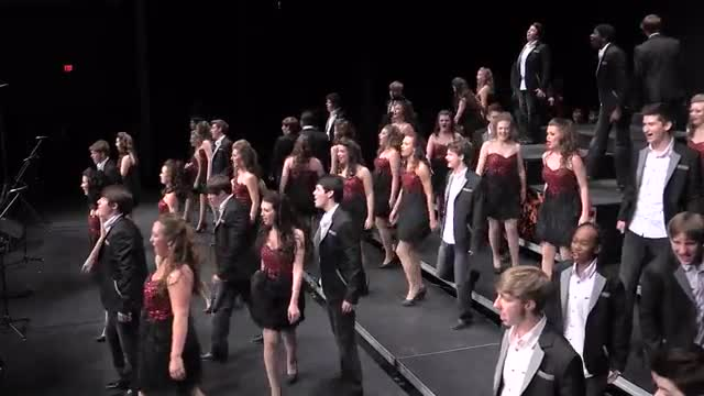 Petal High Choir-Soundsations Performance at 2014 Diamond Classic in Albertville, AL