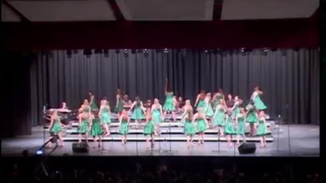 Oak Mountain High Choir - Con Brio - Finals Performance at 2012 South Central Classic