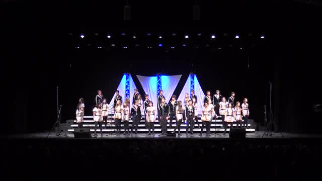 Donelson Christian Academy Choir Legacy Finals Performance at 2014 Diamond Classic in Albertville, AL