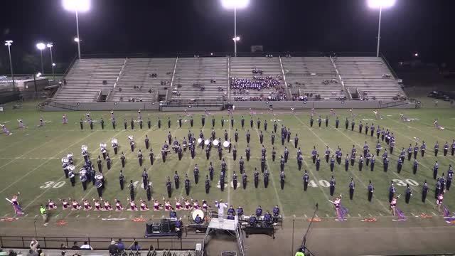 Enterprise High Band  - Wide Angle ONLY - at 2013 Southern Showcase in Dothan