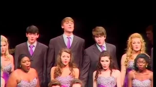 Oak Grove High Choir Finals Performance at 2012 Southern Showcase in Opelika, AL