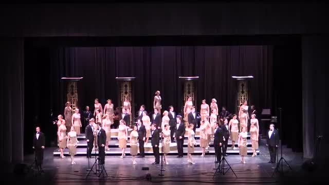 Jackson Prep Choir Reveillon Performance at 2014 Southern Showcase in Opelika, AL