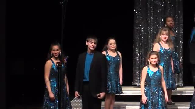 Clinton Christian Academy Choir - One Life Performance at 2014 South Jones Show Choir in Ellisville, MS