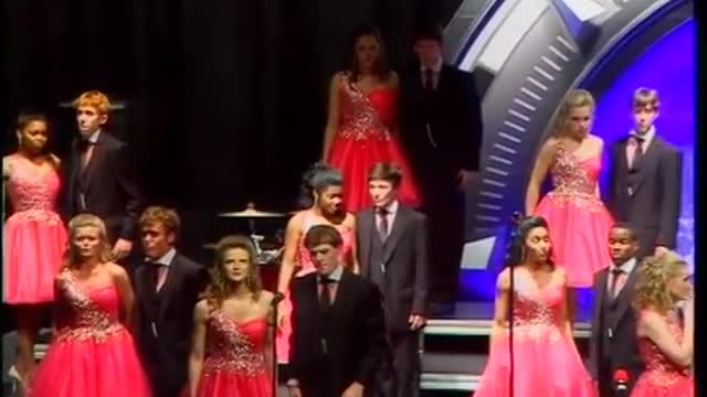 Clinton High Choir - Attache - Finals Performance at 2012 South Central Classic