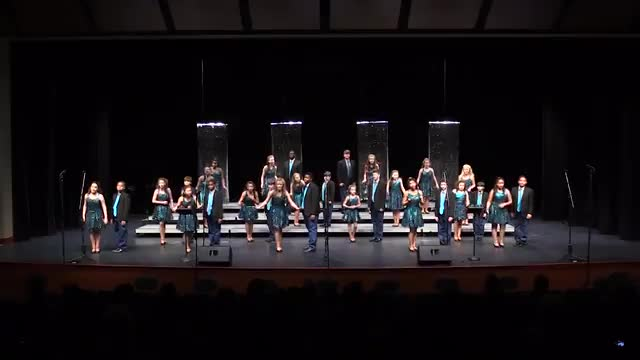 Clinton Christian Academy One Life Performance at 2015 Jackson Academy Show Choir Invitational  in Jackson, MS