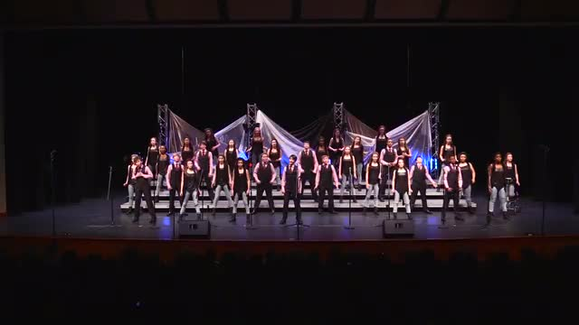 Jackson Academy Showtime Performance at 2015 Jackson Academy Show Choir Invitational  in Jackson, MS