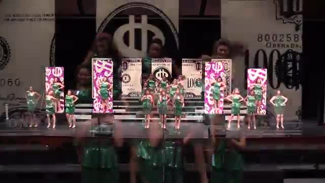 Grenada Visions Performance at 2015 Jackson Academy Show Choir Invitational  in Jackson, MS