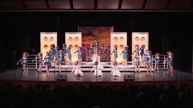 Jackson Prep Reveillon Performance at 2015 Jackson Academy Show Choir Invitational  in Jackson, MS