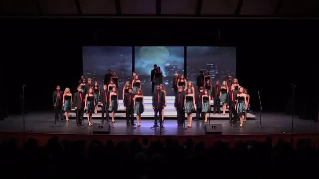 Brandon Brio Performance at 2015 Jackson Academy Show Choir Invitational  in Jackson, MS