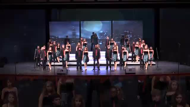 Brandon Brio Finals Performance at 2015 Jackson Academy Show Choir Invitational  in Jackson, MS
