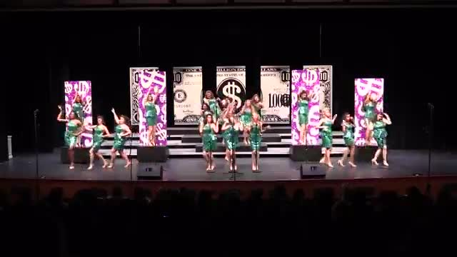 Grenada Visions Finals Performance at 2015 Jackson Academy Show Choir Invitational  in Jackson, MS