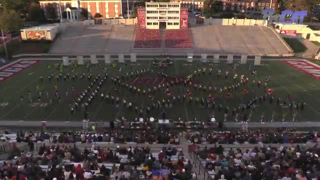 UAB Marching Blazers at 2015 JSU Contest of Champions MBF in Jakcsonville, Alabama
