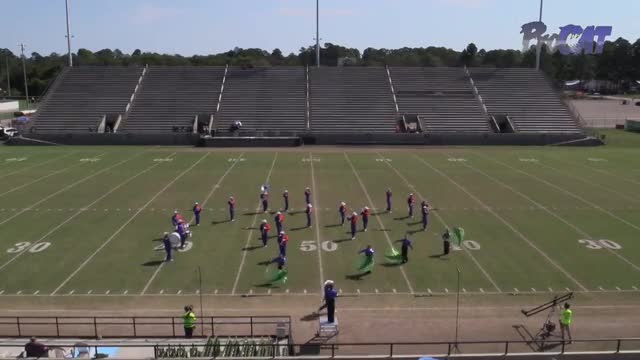 Freeport High Band at 2015 Southern Showcase MBF in Dothan, Alabama
