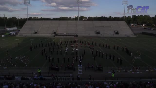 Andalusia High Band at 2015 Southern Showcase MBF in Dothan, Alabama