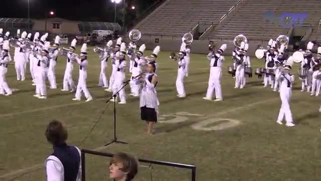 JR Anrold High Band at 2015 Southern Showcase MBF in Dothan, Alabama