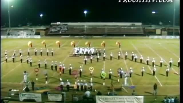 Sylacauga High Band at Pride of the Valley 2007 in Pinson, AL