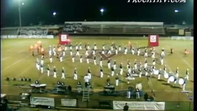 Brewer High Band at Pride of the Valley 2007 in Pinson, AL