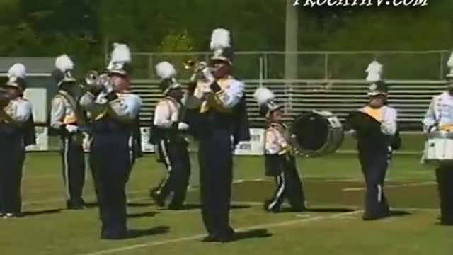 Randolph County High Band at 2011 Dixie Jubilee Jam in Weaver, Alabama