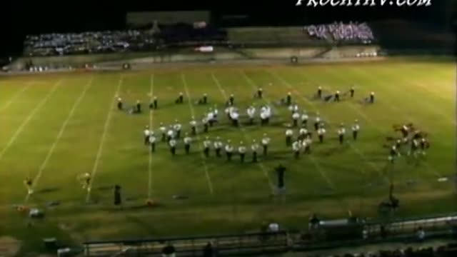 McAdory High Band at Jefferson County Jamboree 2008 in Irondale, AL