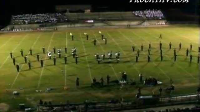 Pleasant Grove High Band at Jefferson County Jamboree 2008 in Irondale, AL