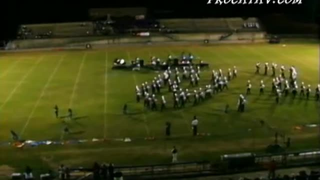 Shades Valley High Band at Jefferson County Jamboree 2008 in Irondale, AL
