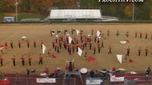 Central High Band at 2006 Stone Mountain Marching Festival in Knoxville, TN