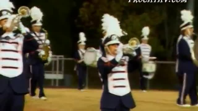Roane County High Band at 2006 Stone Mountain Marching Festival in Knoxville, TN
