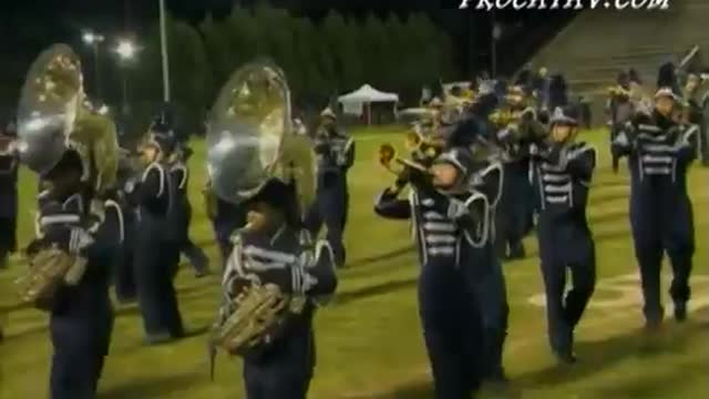 Enterprise High Band at 2006 Southern Showcase Marching Invitational in Dothan, AL