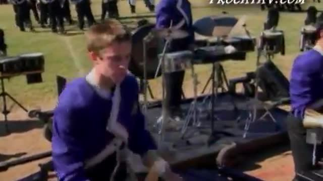 Daphne High Band at 2007 Gulf Coast Showcase of Champions in Cantonment, FL