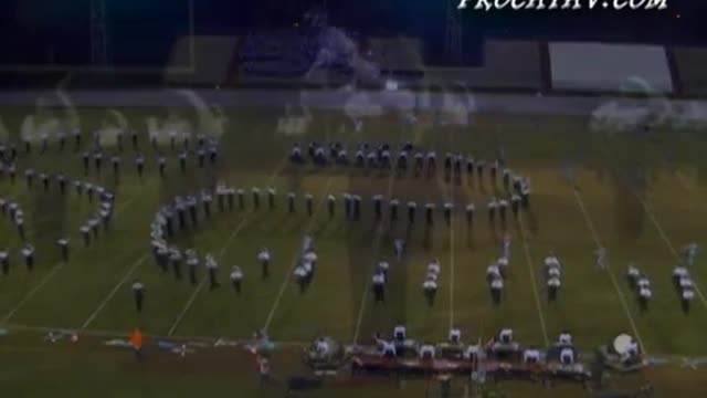 Choctawhatchee High Band at 2008 Gulf Coast Showcase of Champions in Cantonment, FL