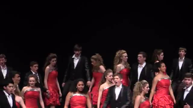 Wheaton Warrenville High Choir-The Classics Finals Performance  at 2014 Diamond Classic in Albertville, AL