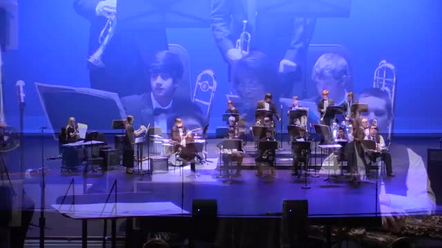 All-State Middle School Jazz Band @ AMEA 2014 in Montgomery, Al