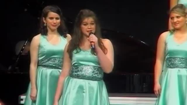 Opelika High Choir-Impressions-Performance at 2010 Diamond Classic in Albertville, AL