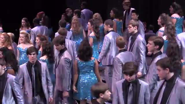 Enterprise High Choir Encores Performance at 2014 Southern Showcase in Opelika, AL