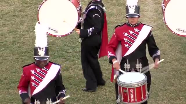 Daleville High Band at 2013 Southern Showcase in Dothan