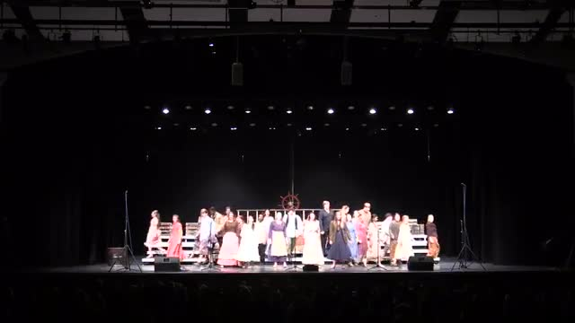 Vestavia High Choir Performance at 2014 Diamond Classic in Albertville, AL