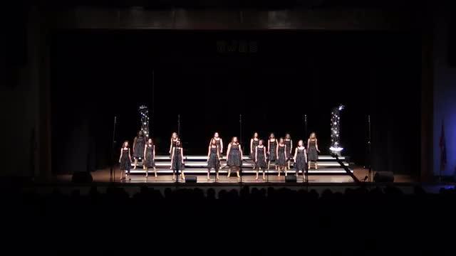 West Marion High Choir - New Era Performance at 2014 West Jones Show Choir in Laurel, MS