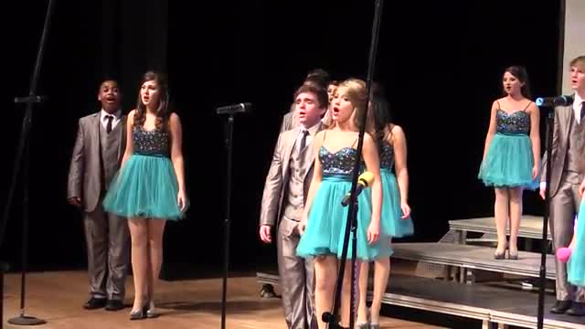 Brandon High Choir - Brio Performance at 2014 South Jones Show Choir in Ellisville, MS