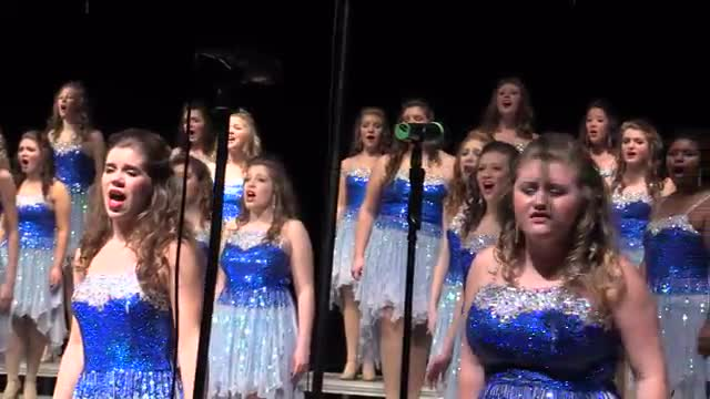 Petal High Choir - Innovations Performance at 2014 South Jones Show Choir in Ellisville, MS