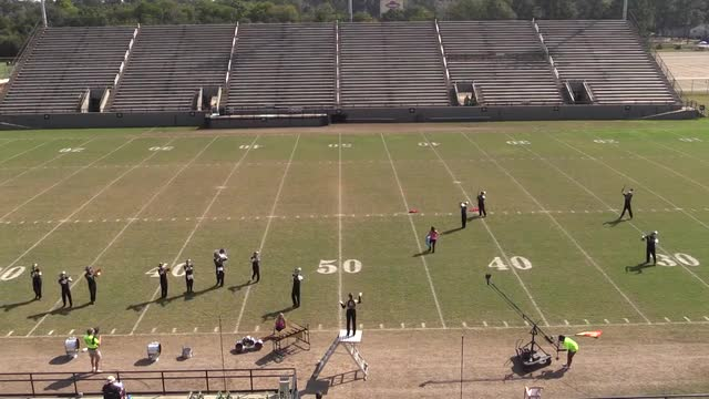 South Walton High Band - Wide Angle ONLY - at 2013 Southern Showcase in Dothan