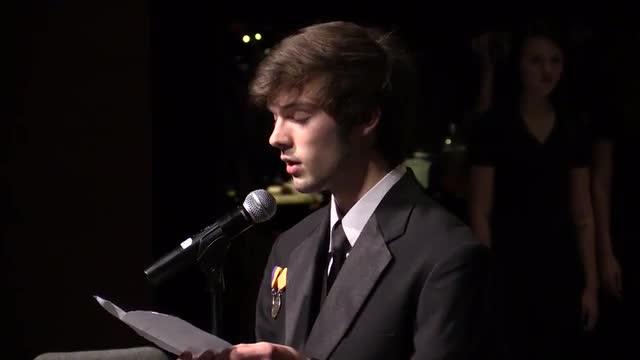 Gardendale High Choir Performance at 2014 AMEA in Montgomery, Al