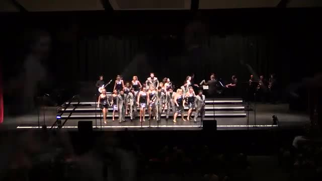 Tarpon Springs High Choir - Syndicated Sound Performance at 2014 South Central Classic in Homewood, AL