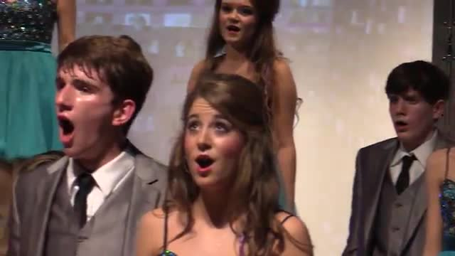 Brandon High Choir - Brio Finals  Performance at 2014 South Jones Show Choir in Ellisville, MS