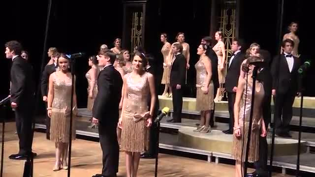 Jackson Prep Choir - Reveillon Performance at 2014 South Jones Show Choir in Ellisville, MS