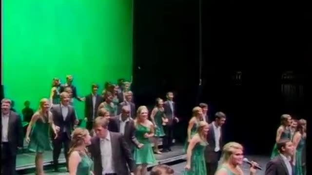 Oak Mountain High Choir - Con Brio - Finals Performance at 2012 Capital City Classic in Montgomery, AL
