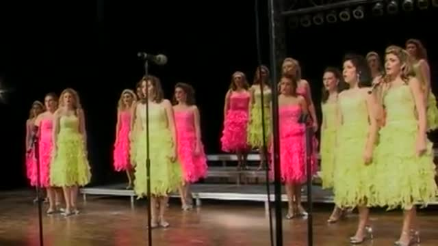 Petal High Choir -Innovations- Performance at 2013 South Jones Show Choir in Ellisville, MS