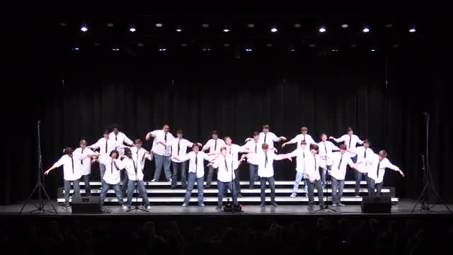 Tallassee High Choir- Gold Edition Performance at 2014 Diamond Classic in Albertville, AL