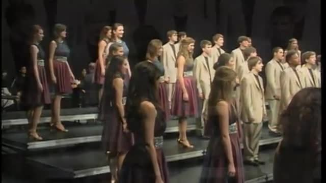 Enterprise High Choir -Encores - Exhibition Performance at 2012 Enterprise Show Choir Competition in Enterprise AL