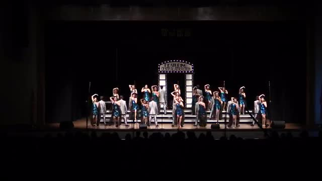 Pearl River Central High Choir - Central Attraction Performance at 2014 West Jones Show Choir in Laurel, MS